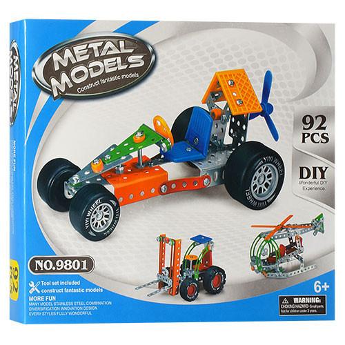 Конструктор 980 (9801), развивающая игрушка, подарок для ребенка
