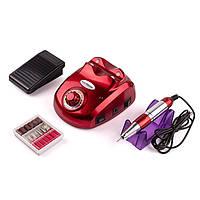 Фрезер для ногтей Nail Drill ZS-603 (Красный)