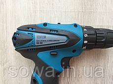 ✔️ Шуруповерт акумуляторний Euro Craft ECCD222 ( 12 Вт , Li-Ion , 1.5 А/ч ), фото 3