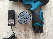 ✔️  Шуруповерт аккумуляторный Euro Craft ECCD222 ( 12 Вт , Li-Ion , 1.5 А/ч ), фото 3