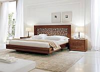 """Кровать из массива дуба """"Анжелика"""". Кровати из натурального дерева. Кровати от производителя."""