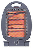 Кварцевый обогреватель ZET-508, фото 3