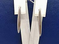 Срібні сережки. Артикул 82660, фото 1