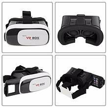 ШЛЕМ виртуальной реальности VR BOX 2 + Пульт 3D Очки TyT
