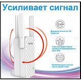 Ретранслятор усилитель WiFi сигнала репитер Tenda A12, фото 3