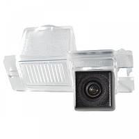 Штатная камера заднего вида Prime-X T-011. Ssang Yong Kyron 2005+/Rexton 2007-2012/Rexton 2012+