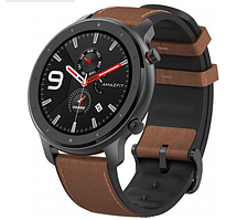 Умные часы Amazfit GTR 47mm Aluminum Alloy Black