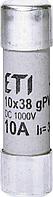 Предохранитель ETI CH gPV DC 10Х38 20А 2625085
