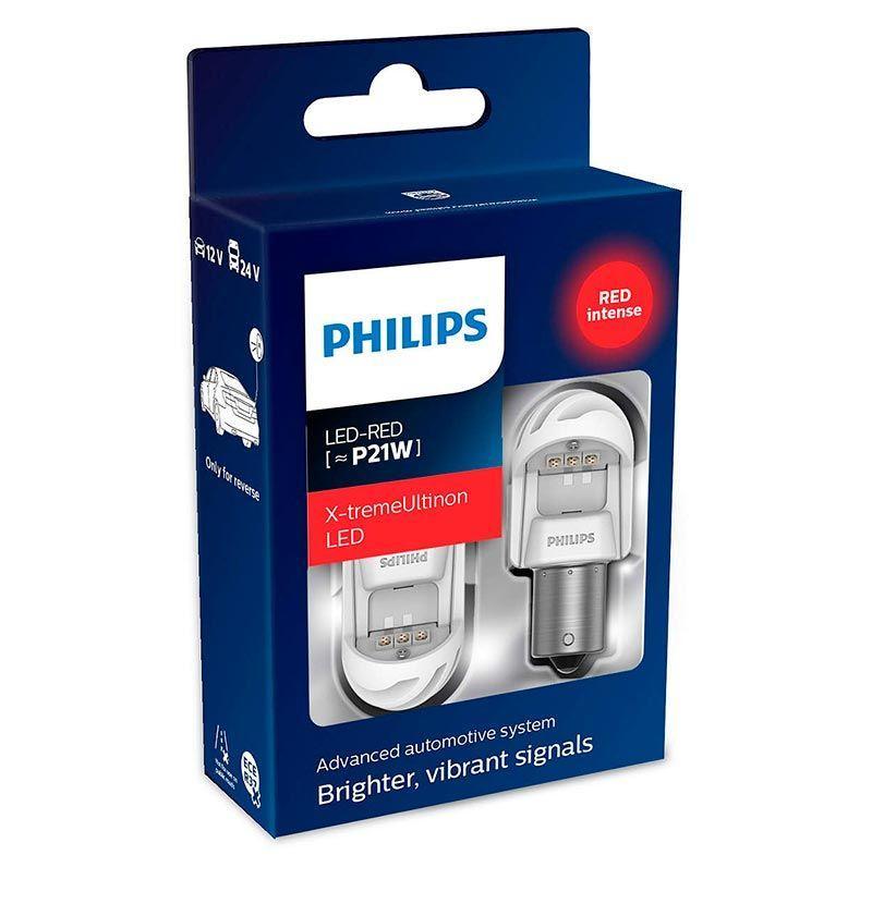 Светодиодные лампы Philips 11498XURX2 X-tremeUltinon LED gen2 P21W