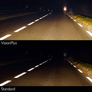 Галогенная лампа H4 Philips 12342VPS2 VisionPlus +60%, фото 2