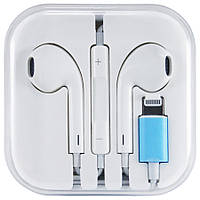Наушники EarPods with Lightning (A1748) orig белый