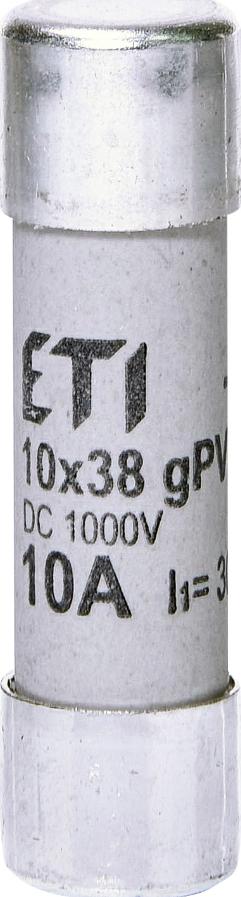 Предохранитель ETI CH gPV DC 10Х38 25А 2625139