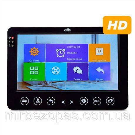 Видеодомофон ATIS AD-720HD Black, фото 2