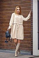 Жіноче плаття-рубашк оверсайз, фото 1