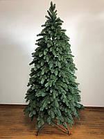 Елка литая Триумф 2,2 м Премиум зеленая пышная ( ялинка )