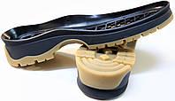Подошва для обуви женская Астра-14(черно-коричневый) р.36-41