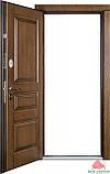 Дверь входная Двери Белоруссии Вена-В 3Д, фото 4