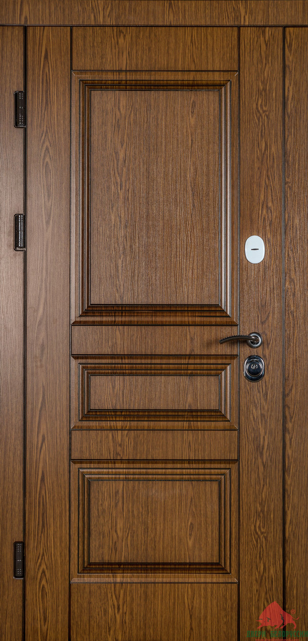 Дверь входная Двери Белоруссии Вена-В 3Д