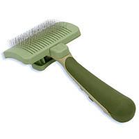 Пуходерка Safari Self-Cleaning для собак и кошек, 10,5*6,5см W417