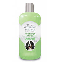 Шампунь Veterinary Formula Triple Strength Dog Shampoo, для собак