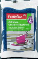 DM Profissimo Zellulose Губки для посуды из целлюлозы 2 шт.