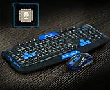 Беспроводная игровая клавиатура и мышка в комплекте. TyT, фото 4
