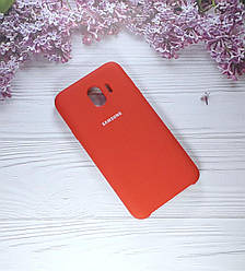 Чохол накладка Soft Touch на Samsung J4 (2018), J400, Red
