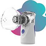 Небулайзер для детей и взрослых Doc-team Mesh ингалятор небулайзер: распаковка