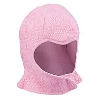 Зимняя шапка-шлем для девочки  TuTu  арт. 3-004803 (38-42, 42-46), фото 1