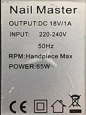 Професійний Фрезер ZS-715 на 65 Вт - 50000 об/хв., фото 3