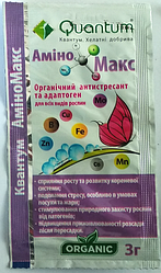 Органический антистресант АминоМакс 3г Квантум