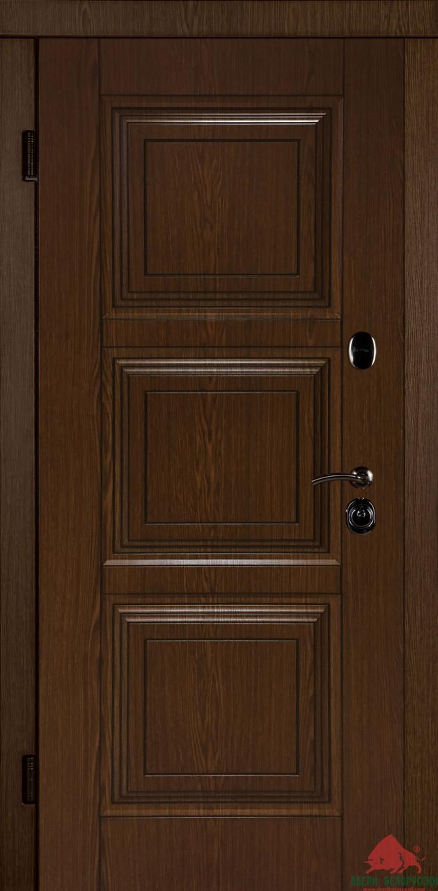 Двері вхідні Двері Білорусії Тріо 3Д