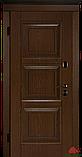 Двері вхідні Двері Білорусії Тріо 3Д, фото 2