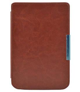 Обкладинка для електронної книги PocketBook 614/624/626/640/641 Slim - Brown