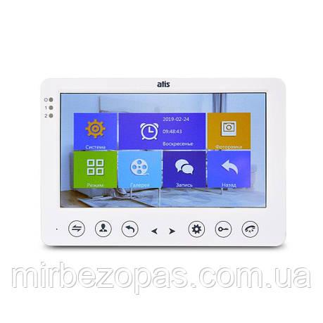 Видеодомофон ATIS AD-720HD White, фото 2