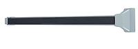 Ручка JPM для эвакуационного выхода врезной 901000-01-0-A серый / чёрный (Франция)