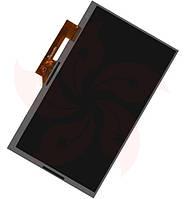 Дисплей Oysters T72 3G Тип1 / XXGD-FPC070-TI-02C 164x97mm 30 Pin Матрица Экран LCD