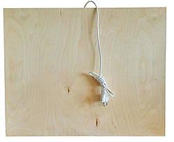 Дерев'яна підставка обігрівач ТРІО 0,62х0,49 м 100 Вт