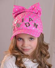 Дитяча кепка для дівчинки Dan & Dani Росія 42091P-39 Рожевий