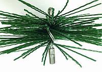 Щётка Ерш для чистки дымохода, котла, камина D 250 мм (Пластик)