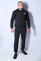 Спортивный костюм мужской серый AAA 087