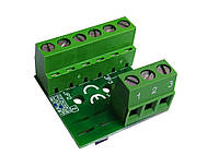 Плата перехода BFT KIT board 3 cables с 5 на 3 провода на virgo