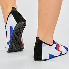 Взуття Skin Shoes для спорту і йоги PL-0418-BKR, фото 3