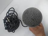 Динамический микрофон LG IMP 600 наклейка, фото 3