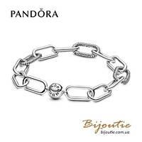 Pandora БРАСЛЕТ-ЦЕПОЧКА PANDORA ME #598373 серебро 925 Пандора оригинал