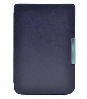 Обкладинка Primo для електронної книги PocketBook 614/624/626/640/641 Slim - Dark Blue