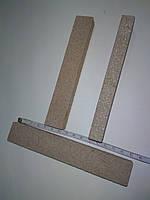 Брусок для заточки 150/25/16F60 хромтитанистый электрокорунд  крупное зерно