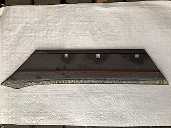 Лемех плуга наплавленный сормайтом Агро-Одесса ПНЧС-01‒702напл