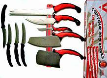 Набір ножів CONTOUR PRO 11 в 1 TyT