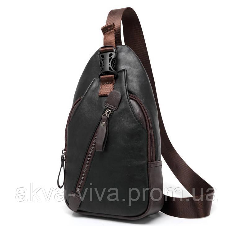 Чоловік рюкзак на плече (СР-1091)